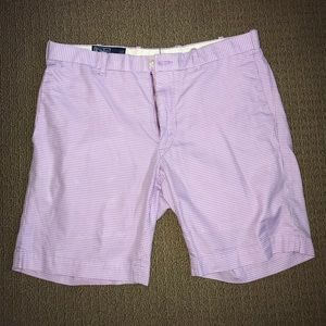 Polo by Ralph Lauren Purple Shorts 32